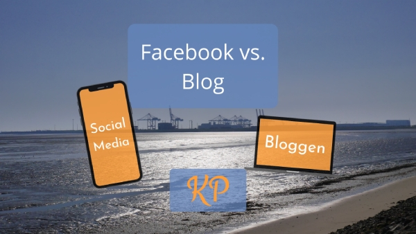 Facebook vs. Blog – 4 Gründe fürs Bloggen
