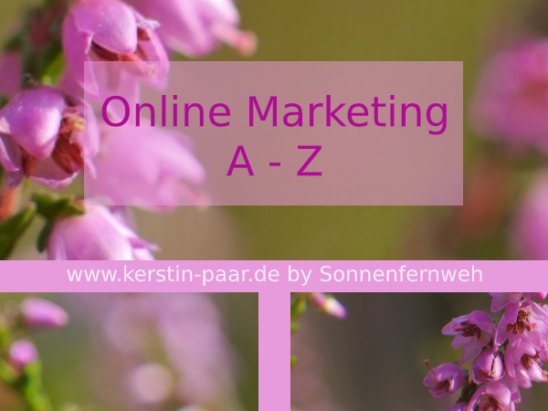 Online Marketing A – Z